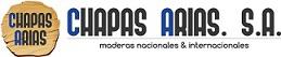 Chapas Arias